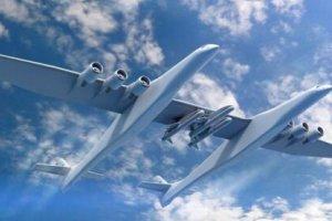 全球翼展最大飞机Stratolaunch:重226吨 可运送火箭