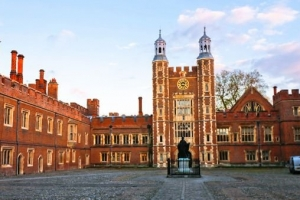 全球最顶级的中学:伊顿公学 造就20位英国首相