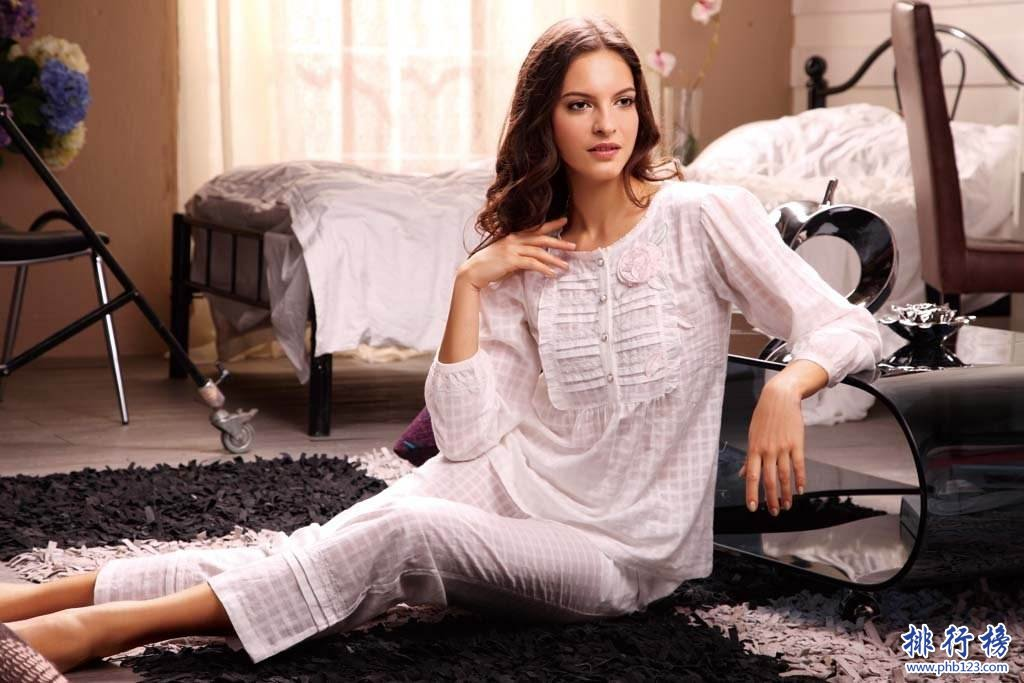 2017中国睡衣品牌前十名:中国睡衣品牌哪个好?