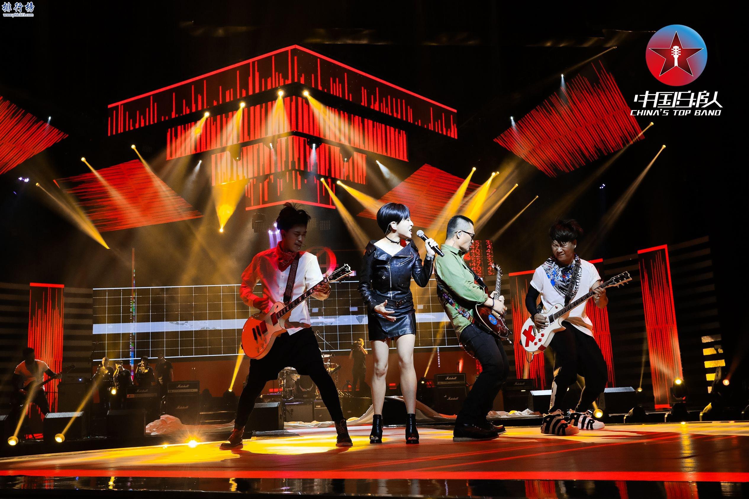 2017年11月24日综艺节目收视率排行榜:中国乐队收视率排名第六