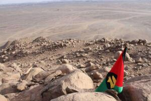 世界最后一处无主处女地:比尔泰维勒,埃及苏丹都嫌弃的贫瘠之地