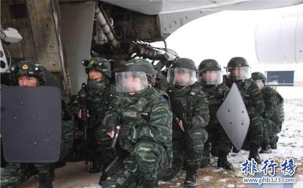 中国十大特种部队排名 中国最隐秘的特种部队