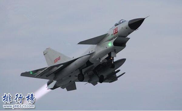 中国最新十大战机排名2018 中国最先进的战机情况