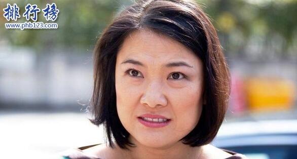 中国女首富杨惠妍