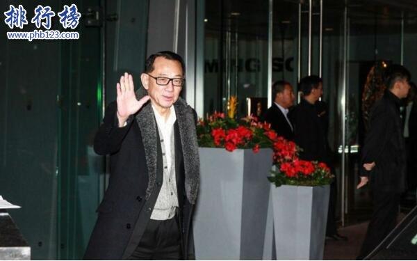 杨受成身价多少亿2018 打造香港最大娱乐帝国身价超百亿