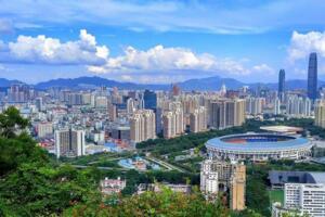 2017年深圳各区GDP排行榜:南山区4500亿居首,平山区猛增12%