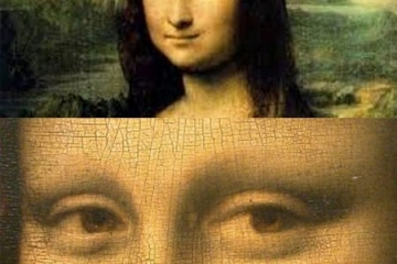 达芬奇十大诡异的画:最后的晚餐预言人类毁于大洪水(4006年)