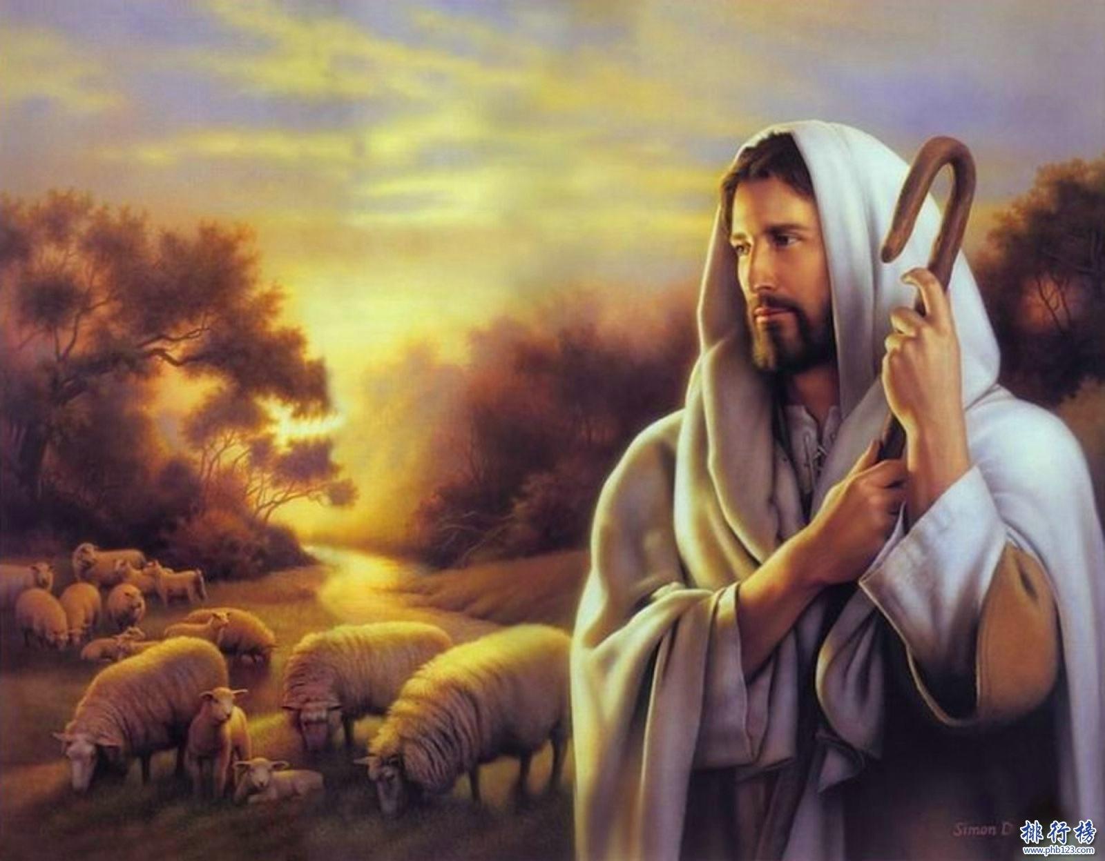 世界圣人排行榜:一个被活活烧死一个是神的转世