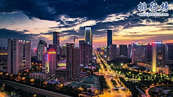 2017陕西各市GDP排行榜:西安首破7000亿大关,杨凌仅141.27 亿元