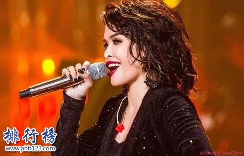歌手2018第五期排名:踢馆歌手谭定安获得第一