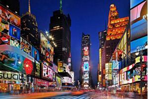 美国十大城市排名 美国最繁华的城市是哪