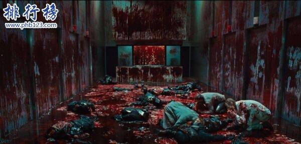 美国十大恐怖片排行榜 电锯惊魂系列深度于血腥并存