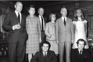 控制美国的七大家族 罗斯柴尔德家族财富为美国GDP2.5倍
