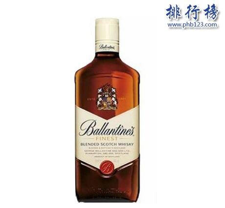 哪些牌子的威士忌好?威士忌十大品牌排行榜