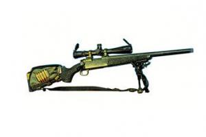 世界十大禁止狙击枪:国产Js 12.7mm上榜