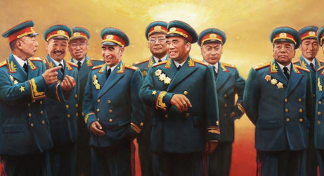 湖南十大元帅,这些人民英雄你都知道几个?