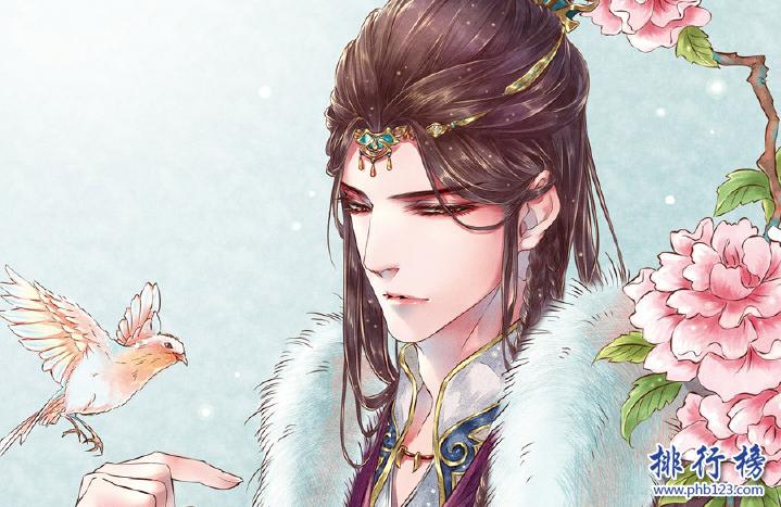 中国古代四大美男子:潘安被夷三族,第四被男人双飞