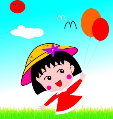 日本动漫四大名著:樱桃小丸子知名度最高童年回忆