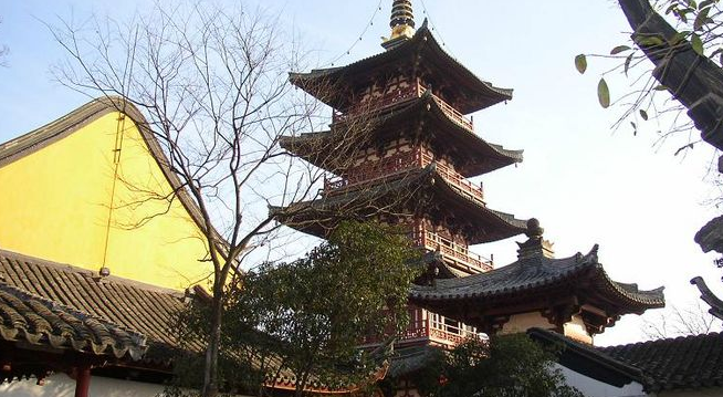 中国佛教四大寺庙分别在哪?中国四大名寺排名和介绍