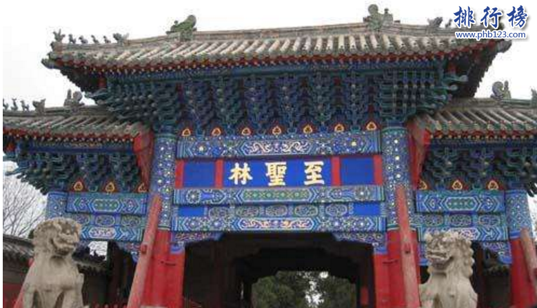 中国有哪些著名建筑?中国四大古建筑群排行榜