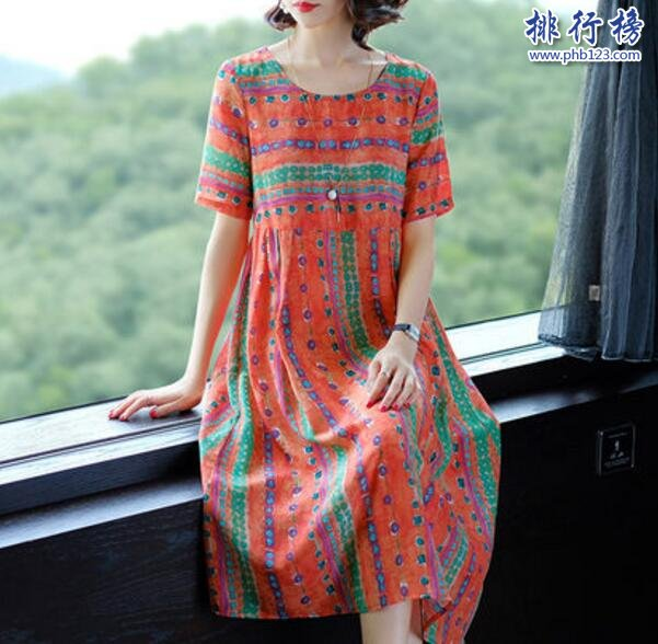 连衣裙哪些牌子的好?连衣裙十大品牌排行榜