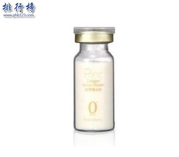 胶原蛋白粉排行榜10强,最好的胶原蛋白粉推荐