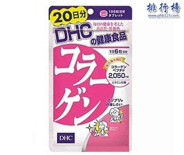 日本胶原蛋白排行榜10强,日本胶原蛋白哪些好?