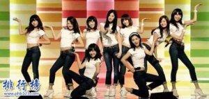十大韩国女团成名曲,盘点韩国女团超火超热门歌曲
