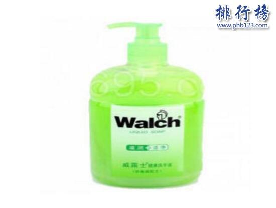 洗手液哪个好?洗手液排行榜10强