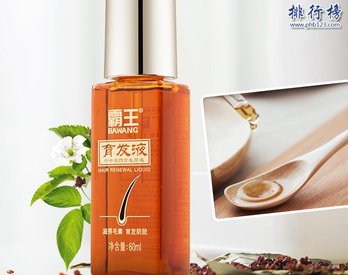 止脱生发产品推荐:中国生发产品排行榜