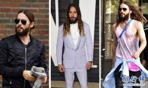 好莱坞十大时尚先生,又酷又时尚的男星盘点