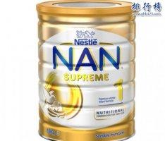 销量好的奶粉有哪些?亚洲奶粉排行榜10强推荐