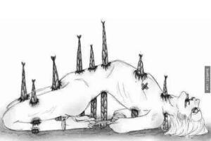 【慎】世界上最残忍的酷刑排行榜,十大最恶心不人道的酷刑