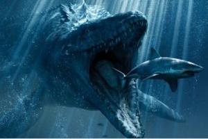 史前十六大海洋巨兽,咬合力达36吨的巨齿鲨排第四