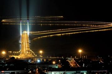 亚洲十大著名大桥,条条雄伟霸气引人注目