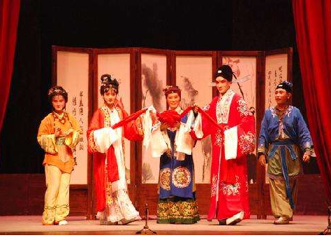 中国元曲四大喜剧,元代四大经典爱情戏剧你看过几个?