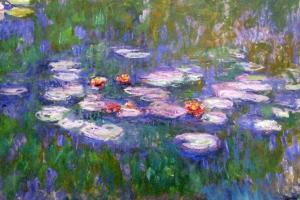 莫奈十大名画,印象派名画作品欣赏每一幅都十分名贵