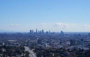 十大美国西海岸的城市,洛杉矶西部最大,而且还是美国第二大城市