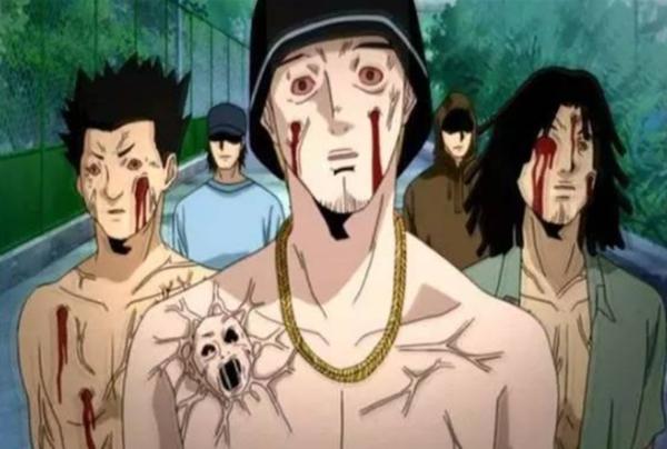日本十大血腥动漫