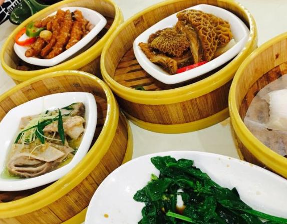 深圳十大早茶圣地 深圳好吃的早茶餐厅推荐