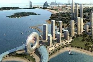 迪拜建筑奇迹赏析:迪拜十大疯狂建筑