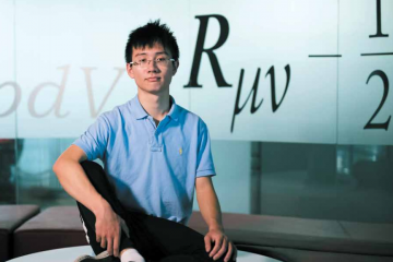 2018自然年度十大人物 中国天才曹原上榜,位居第一