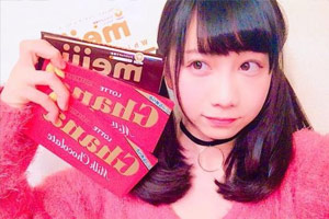 2017日本最美网红女主播排行榜,第二名凰かなめ(凰香奈芽)