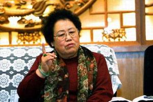 中国女富豪排行榜2014
