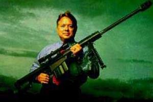 世界狙击枪排行榜