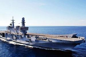 2014世界十大现役航母战斗力排名