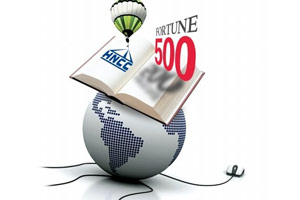 美国500强2014排行榜及企业名单