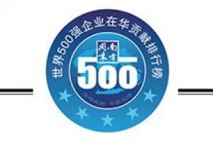 世界500强企业在华贡献排行榜