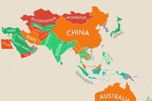 全球最幸福国家排行榜2014
