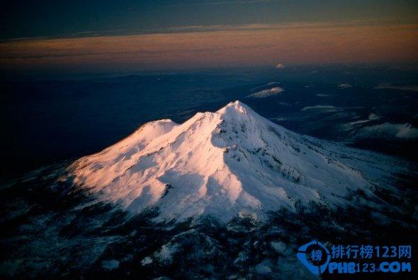 十大美国最危险的火山,随时可能喷发